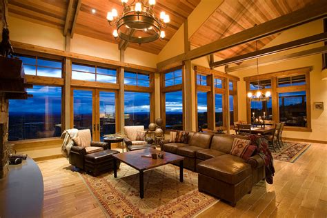 complements home interiors mountain mansion traditional living room portland