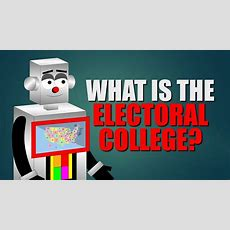 What Is The Electoral College For Kids (electoral College