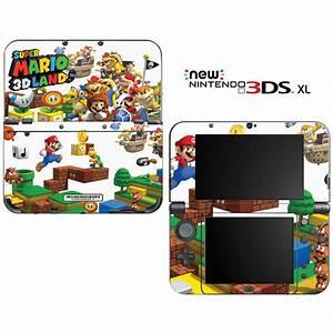 Nintendo 3ds Xl Auf Rechnung : super mario 3d land for new nintendo 3ds xl skin decal cover ebay ~ Themetempest.com Abrechnung