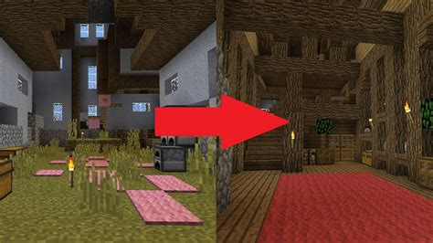 5 easy steps to improve your minecraft interior