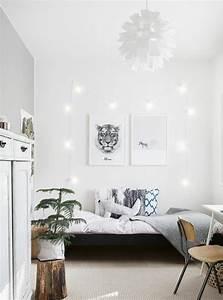 1001 Ides Pour Une Chambre Scandinave Style
