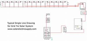 Solar Panel Grid Tie Wiring Diagram Wiring Diagram