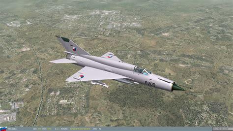 MiG-21 czech air force standard