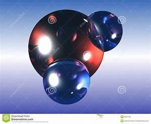 H2o Water Molecule Stock Illustration  Illustration Of