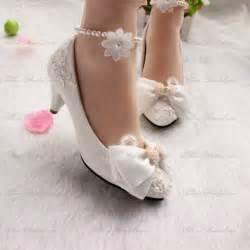cheap bridesmaid shoes allens bridal cheap comfortable wedding bridal shoes with bowknot pearl