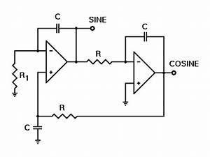 a sine wave generator With sine wave circuit
