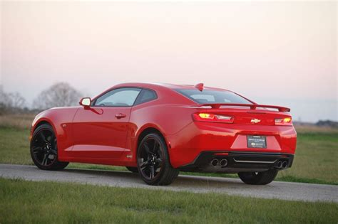 Hennessey Unleashes 1,000hp 2016 Camaro Ss