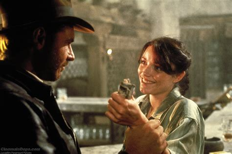 Toby Reviews: Iconic Movie Performances – Karen Allen in ...