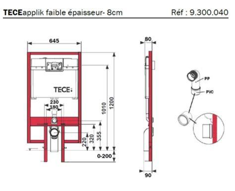 meubles lave mains robinetteries toilette bati supports b 226 ti support faible 233 paisseur 8