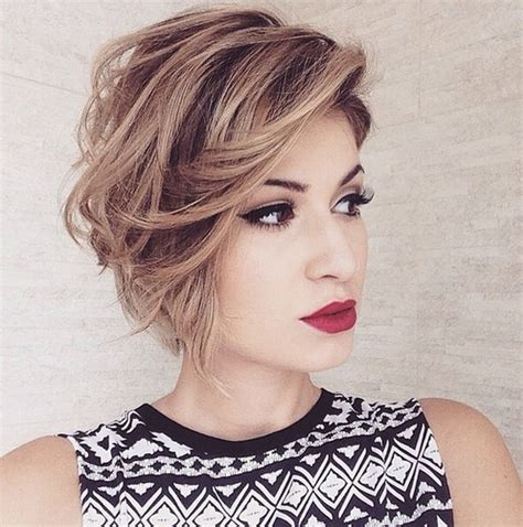 popular messy bob haircuts  love popular haircuts