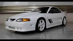 1996 Ford Mustang Saleen S 351 Supercharged
