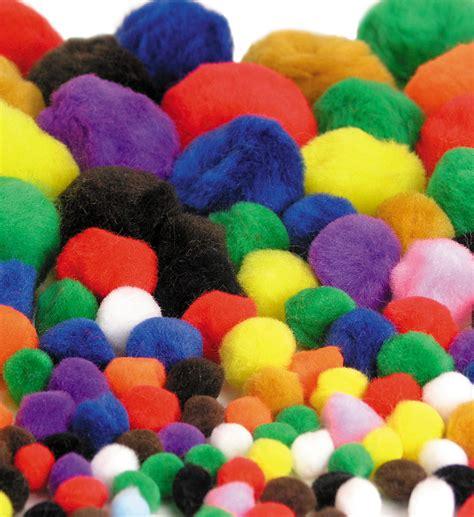 pom pom crafts craft pom poms wl coller ltd 2718