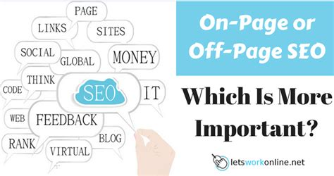 Page Off Seo Which Better Letsworkonline