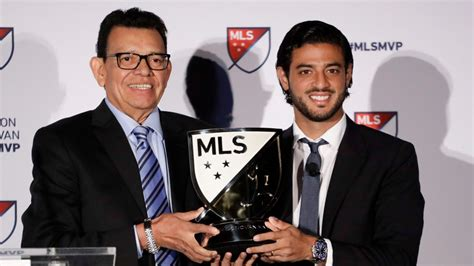 LAFC's Carlos Vela named MLS MVP after record 34-goal ...