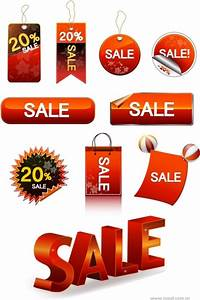 Vector sale discount tag button Free vector in Adobe ...