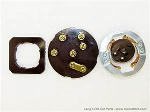 Model T Ignition Switch Repair Kit  Clip Type  5012c