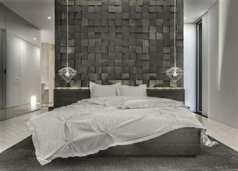 chambre grise et déco chambre grise et blanche