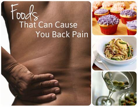 inflammatory foods making  chronic  pain worse