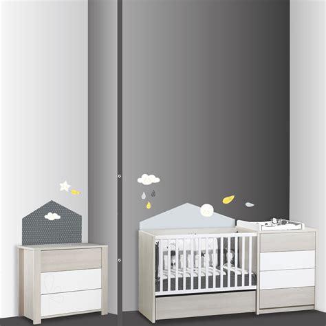 chambre bébé baby stickers chambre bébé home babyfan de sauthon baby deco