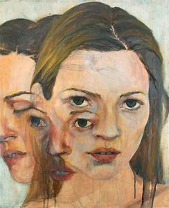 By Christine Wu. Fragments of three people at different ...