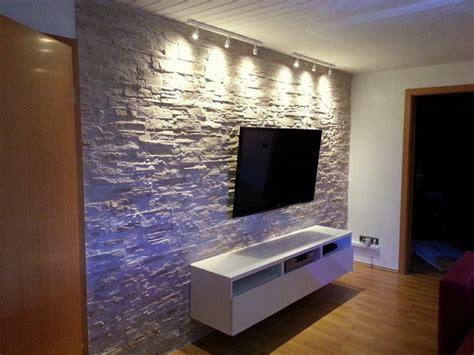 Dekoration Wohnzimmer Wände by Wohnzimmer W 228 Nde Farblich Gestalten