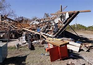 Officials: EF1 tornado tore part of Oklahoma casino roof ...
