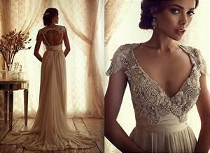 25 astonishing vintage wedding dresses from modern wedding With best vintage wedding dress designers