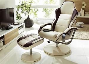 Moderne Relaxsessel Fernsehsessel : relax sessel mit hocker in verschiedenen ausf hrungen moderne m bel bader ~ Markanthonyermac.com Haus und Dekorationen