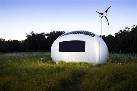 ecocapsule  nice architects   swiss army knife