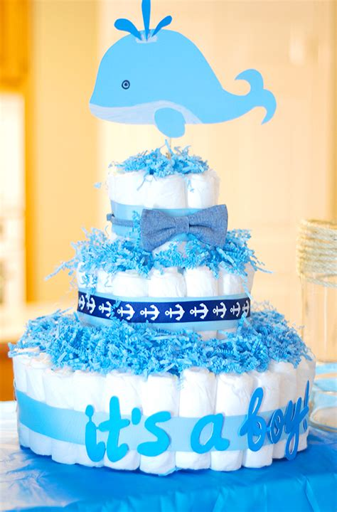 Whale Themed Baby Shower Ideas  Hello Island Mama Hello