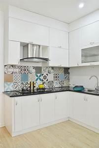 best credence cuisine ideas collection avec carrelage With carrelage credence cuisine design