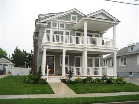 Stone Harbor Homes-beach Style-exterior-philadelphia