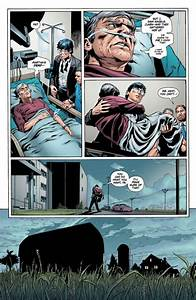 Superman Unsure Of How His Father Died In The New 52