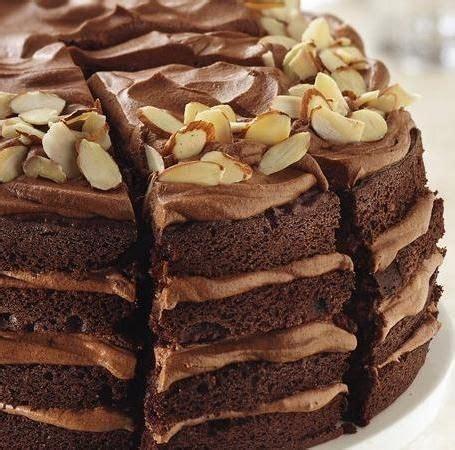 chocolate mocha mousse torte recipe desserts