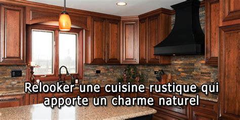 moderniser sa cuisine com moderniser cuisine rustique chaios com