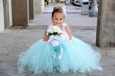 Wedding Dresses For Girls : Pretty Flower Girl Dresses For The Perfect Wedding