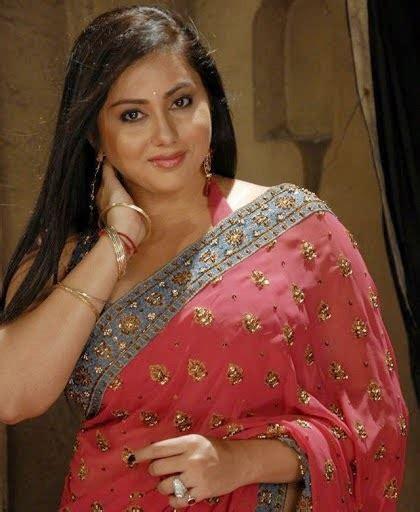 namitha gorgeous saree namitha charming look all about tollywood