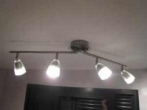 Luminaire Cuisine : luminaire cuisine plafonnier plafonnier halog ne pour ~ Melissatoandfro.com Idées de Décoration