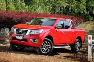 nissan navara king cab st pickup review