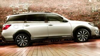 Subaru New 7 Seater SUV 2017