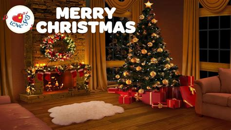 merry christmas playlist greatest hits by the fireplace 49 songs youtube