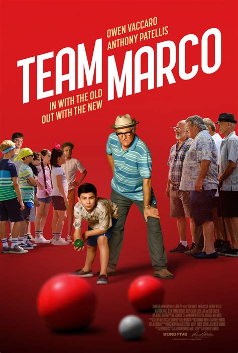 Learning to Love Bocce Ball in First Trailer for 'Team ...