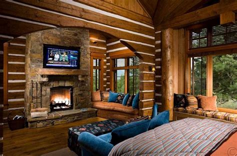 The Tunken ? A $13 Million Custom Pioneer Log Home in