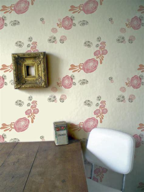 vintage wallpaper ideas hgtv