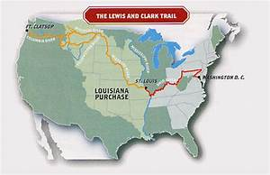 Westward Expansion: On the Trail of the Lewis and Clark ...