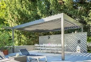Pavillon Mit Lamellendach : outdoor living was sonst steinerag ~ Orissabook.com Haus und Dekorationen