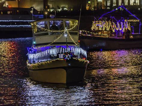 Boat Lights Alexandria Va by Alexandria S Boat Parade Of Lights