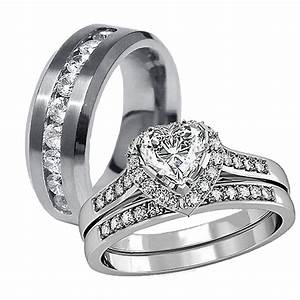 Collection Cheap His And Her Wedding Bands