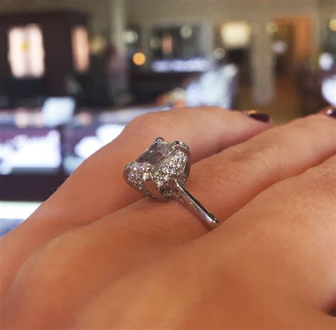 tacori engagement rings dantela platinum 30ctw