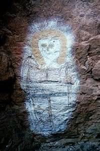Ancient Aliens Rock Drawings